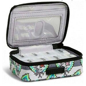NWT, Vera Bradley Iconic Travel Pill Case